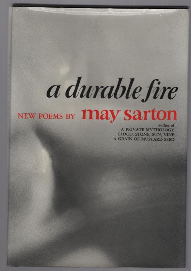 Image for A Durable Fire: New Poems