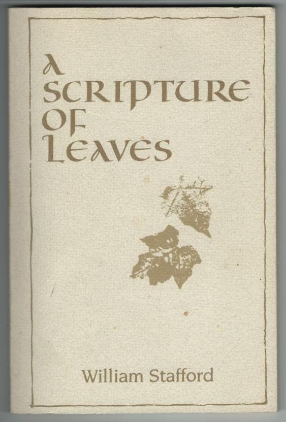Image for A Scripture of Leaves