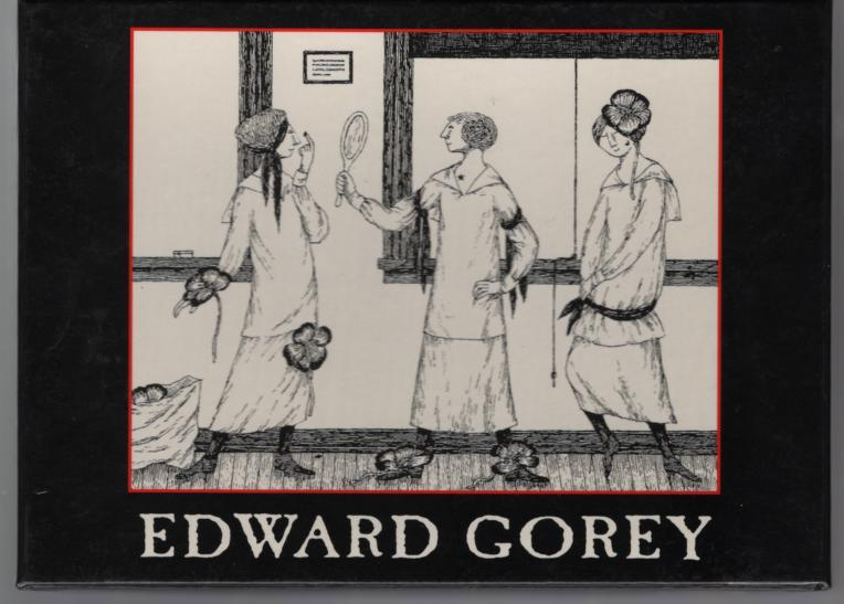 Image for Edward Gorey (Pomegranate 528) Boxed Set of Notecards