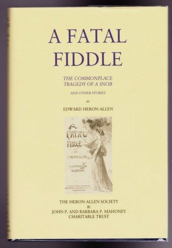 Image for A Fatal Fiddle