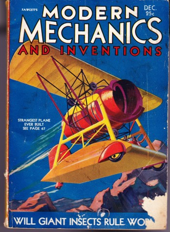 Image for Modern Mechanics and Inventions, December 1930, Vol. V, No. 2