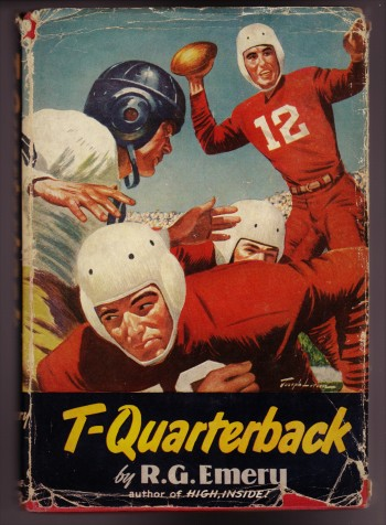 Image for T-Quarterback