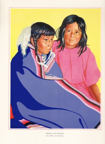Image for Blackfeet Indians of Glacier Park/Out of the North