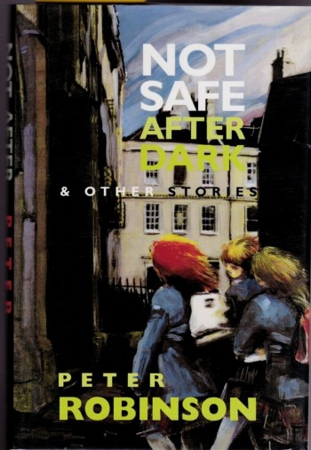 Image for Not Safe After Dark