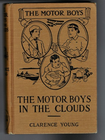 Image for The Motor Boys in the Clouds