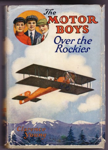 Image for The Motor Boys Over the Rockies