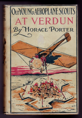 Image for Our Young Aeroplane Scouts at Verdun