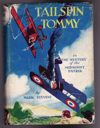 Image for Tailspin Tommy in The Mystery of the Midnight Patrol