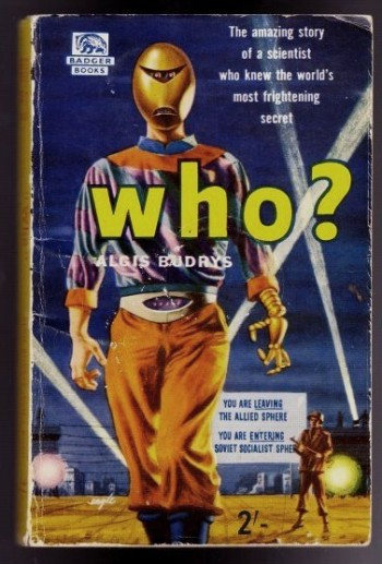 Image for Who? (Badger Books  No. 28)