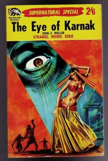 Image for The Eye of Karnak (Badger SN 56)