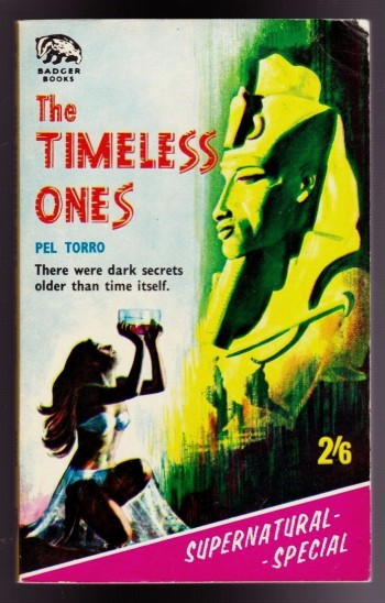 Image for The Timeless Ones (Supernatural Stories No. 76)