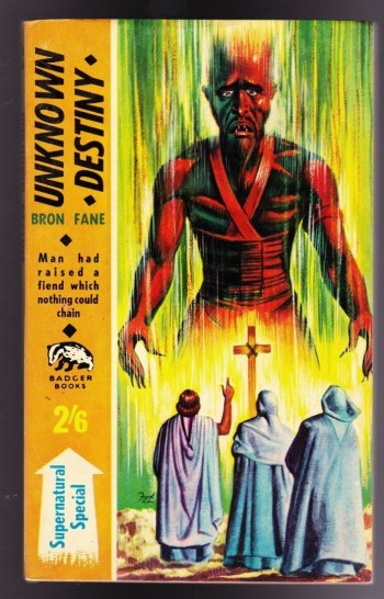 Image for Unknown Destiny (Supernatural Stories No. 84)