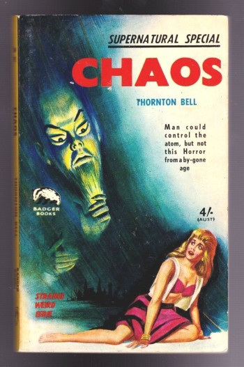 Image for Chaos (Supernatural Stories No. 92)