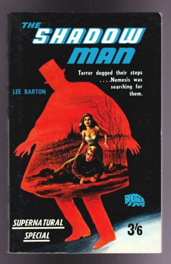 Image for The Shadow Man (Supernatural Stories No. 104)