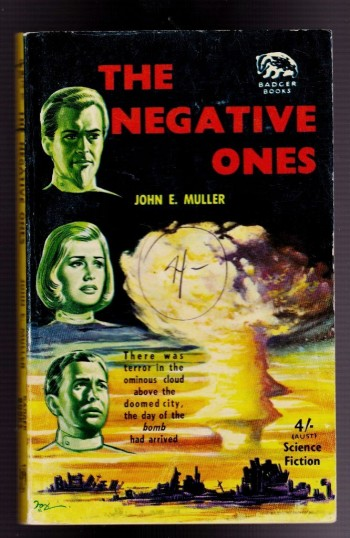 Image for The Negative Ones