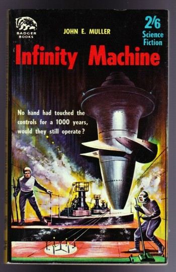 Image for Infinity Machine