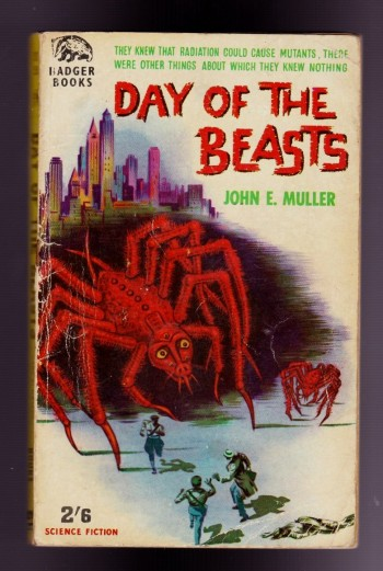 Image for Day of the Beasts