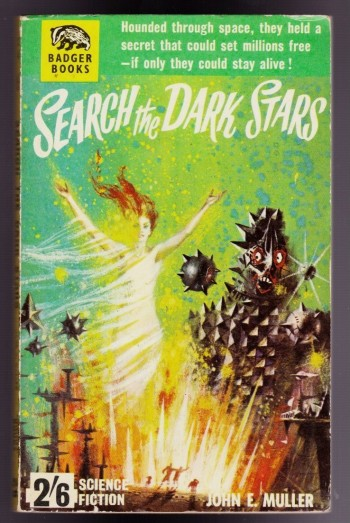 Image for Search the Dark Stars