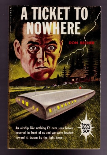 Image for A ticket to Nowhere