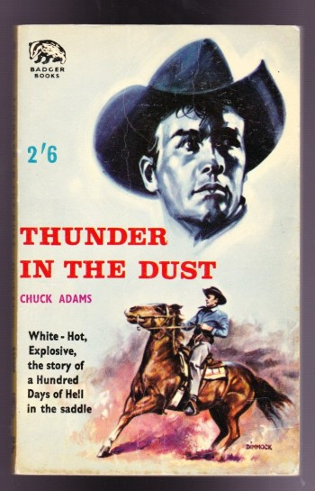 Image for Thunder in the Dust