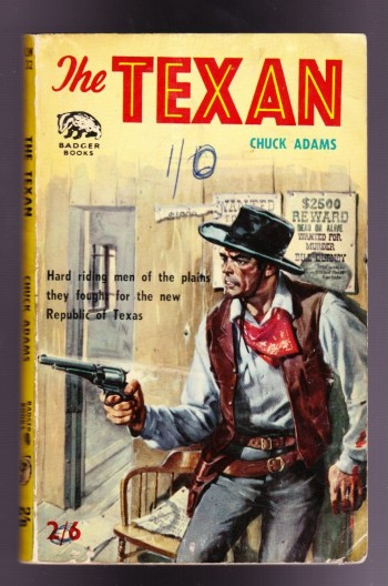 Image for The Texan