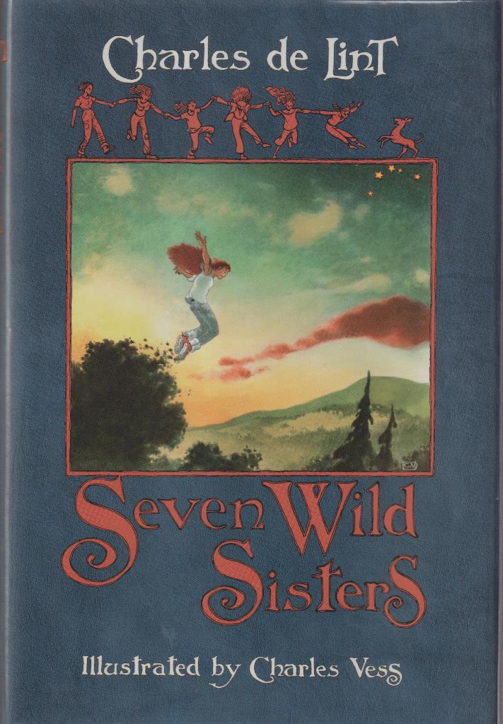Image for Seven Wild Sisters