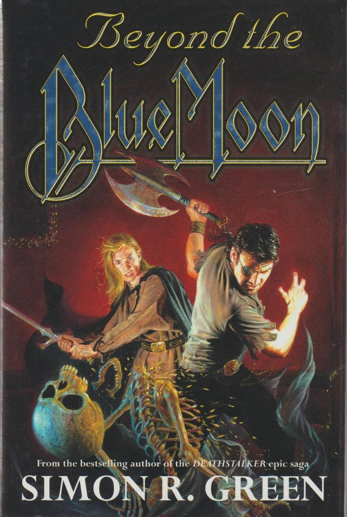 Image for Beyond the Blue Moon