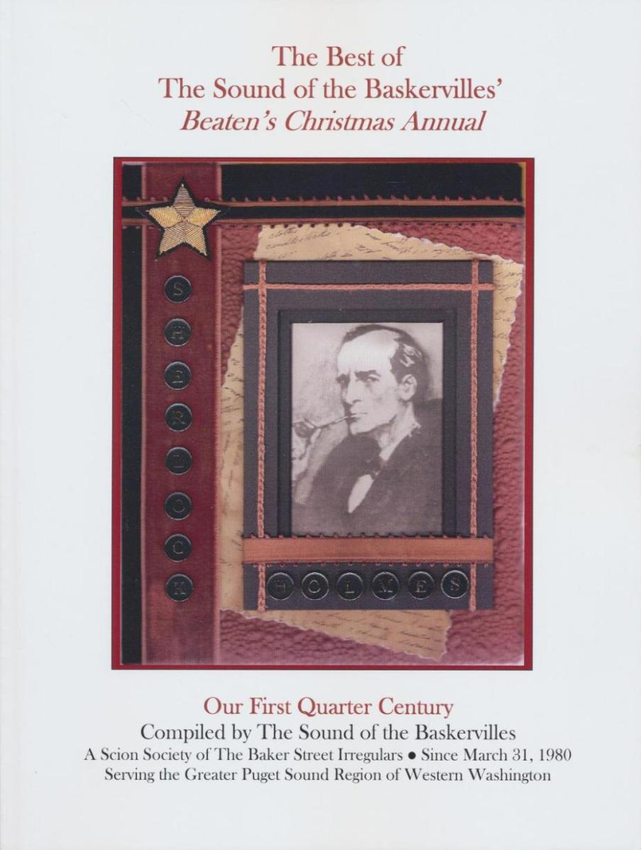 Image for The Best of the Sound of the Baskervilles' Beaten's Christmas Annual: Our First Quarter Century