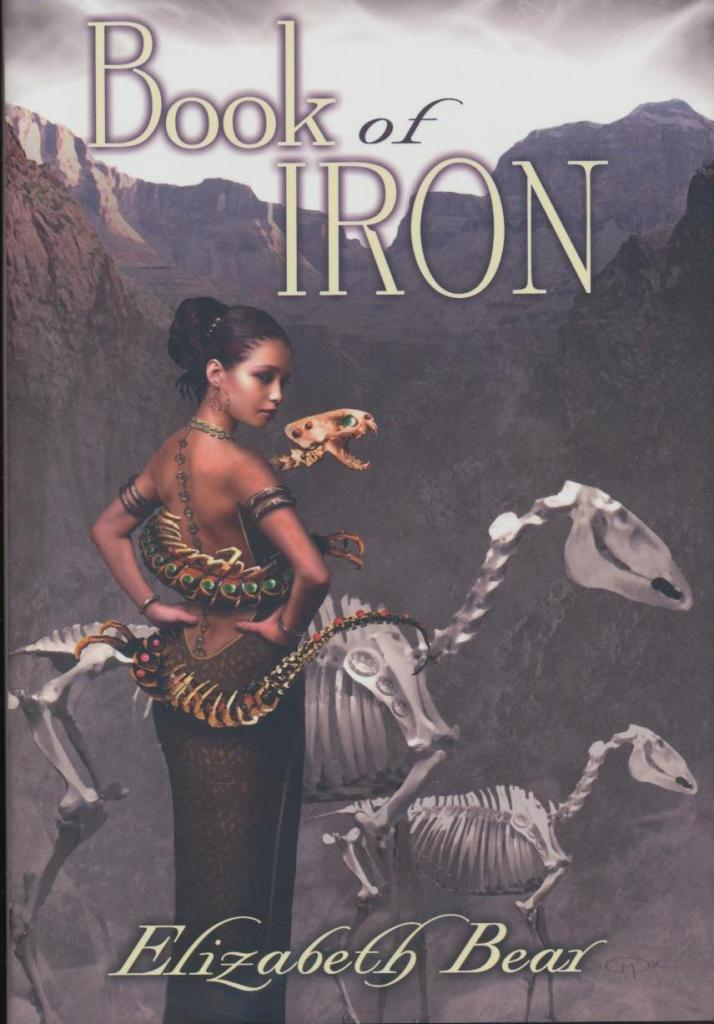 Image for Book of Iron