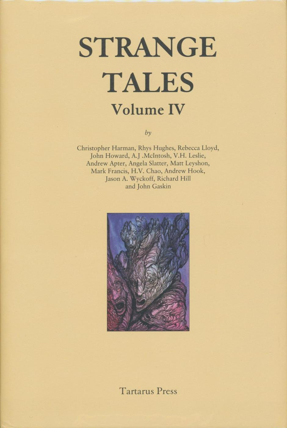 Image for Strange Tales Volume IV