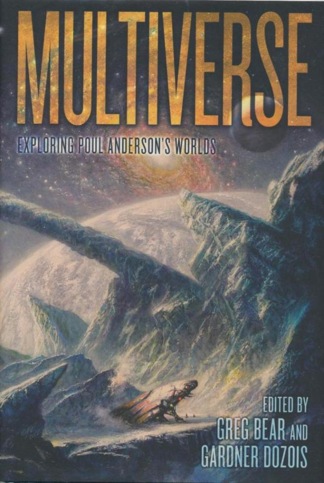 Image for Multiverse: Exploring Poul Anderson's Worlds