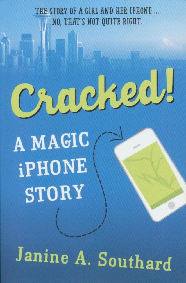 Image for Cracked: A Magic iPhone Story