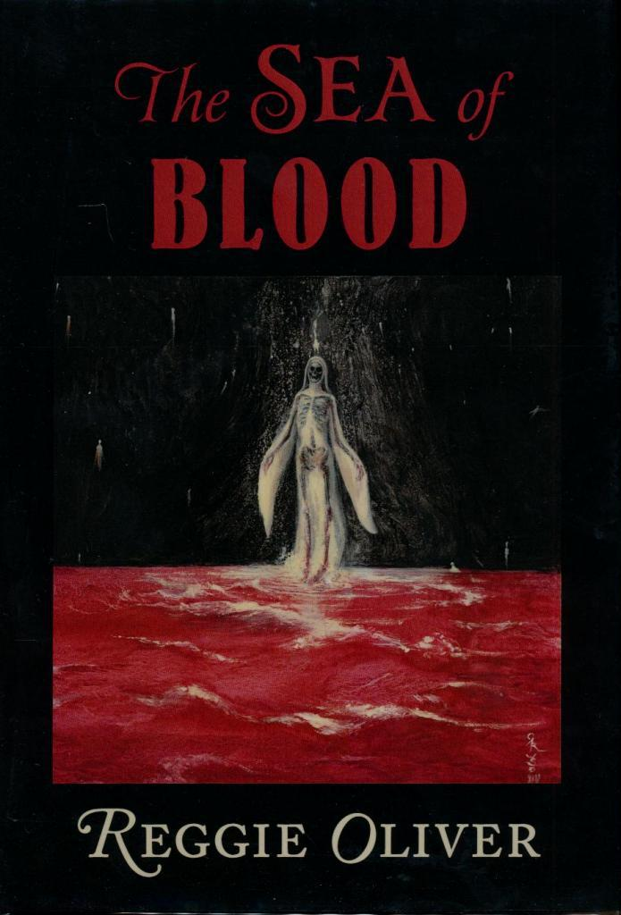 Image for The Sea of Blood