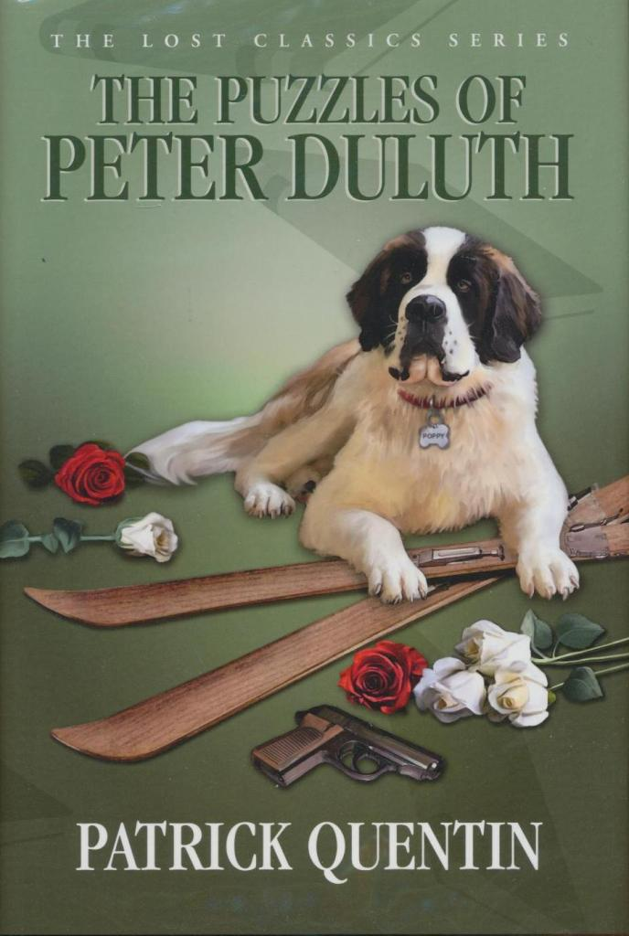 Image for The Puzzles of Peter Duluth