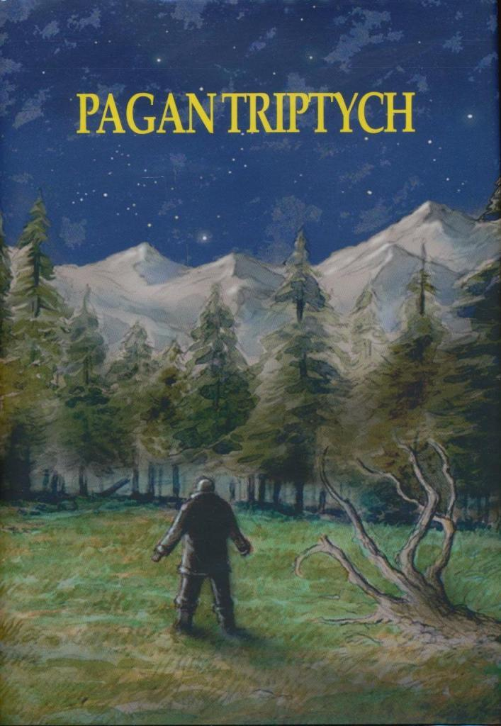 Image for Pagan Triptych