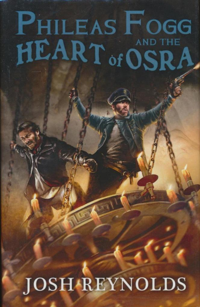 Image for Phileas Fogg and the Heart of Osra