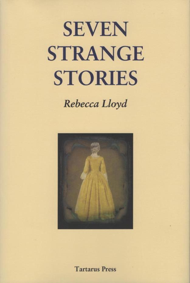 Image for Seven Strange Stories