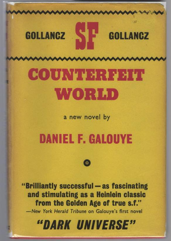 Image for Counterfeit World