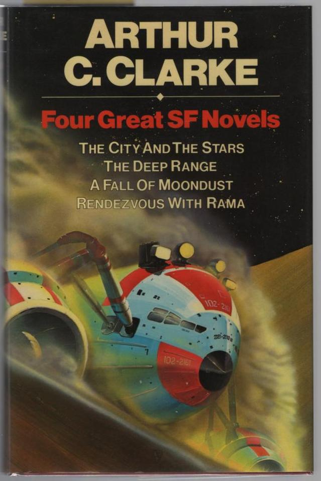 Image for Four Great SF Novels