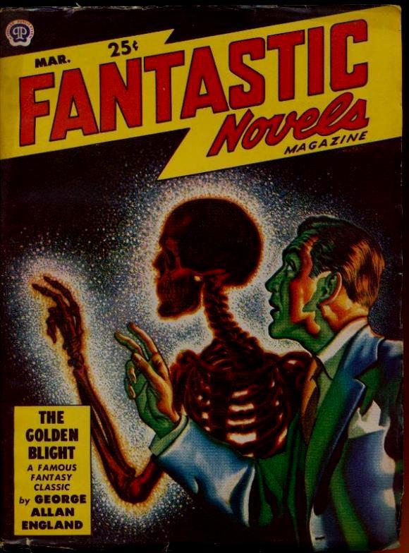 Image for Fantastic Novels Magazine, March 1949
